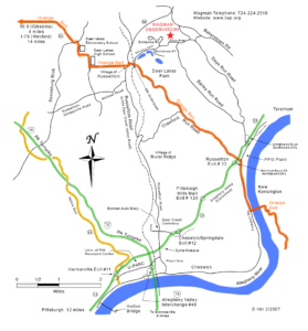 Wagman-Map